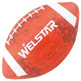 Amercian Football & Rugby Material: Natural rubber 