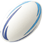 Amercian Football & Rugby Material: High fiber/ PU / PVC