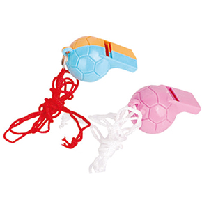 W8583F Football whistle Size 5.6×3.4×3.4cm