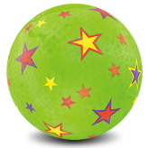 Playground ball Material: Natural rubber